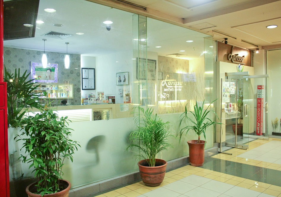 Cabang Larissa Yogyakarta Galeria