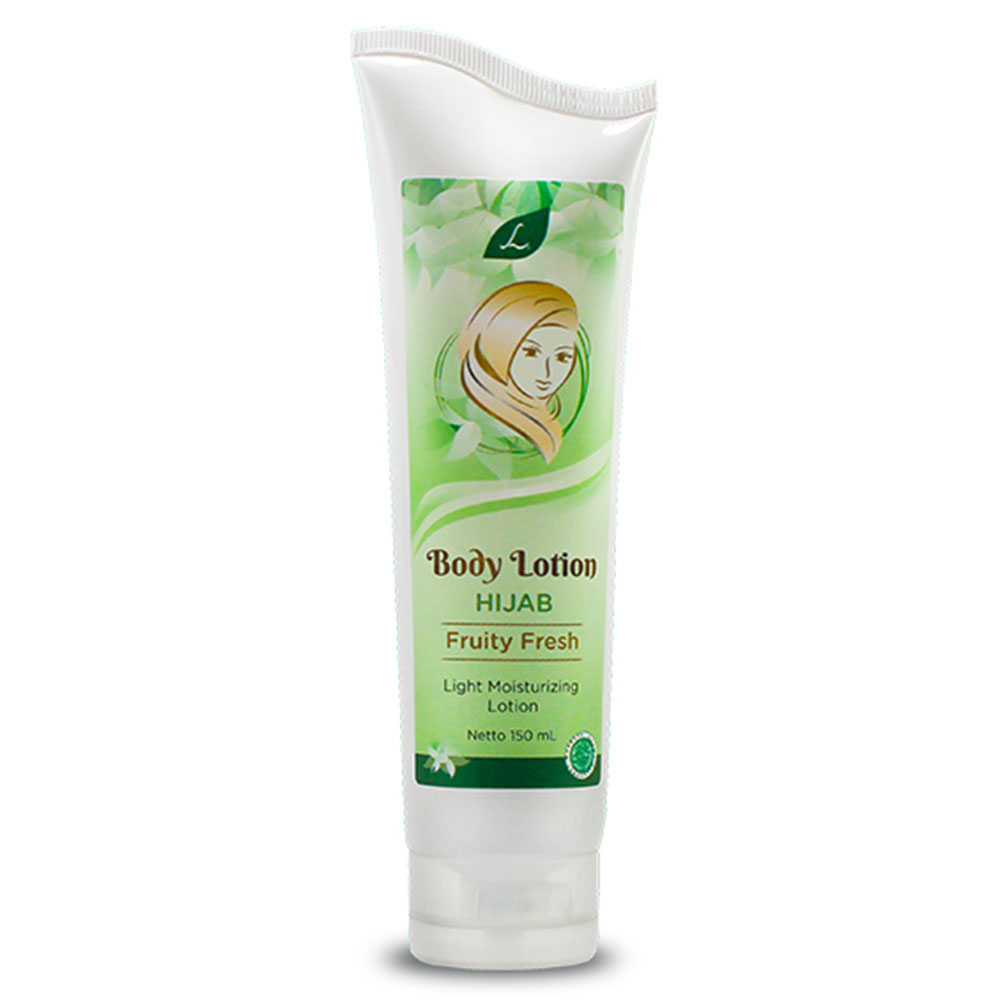 L Body Lotion Hijab Fruity Fresh