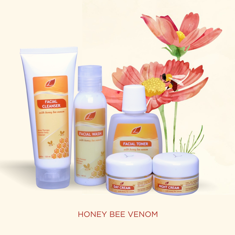 HONEY BEE VENOM ACNE THERAPY SERIES