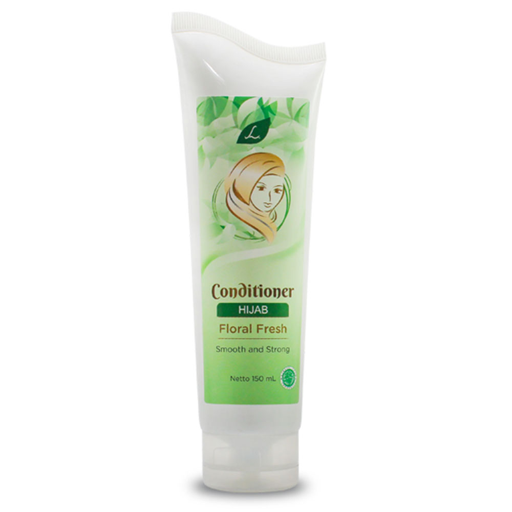 L Conditioner hijab Floral Fresh
