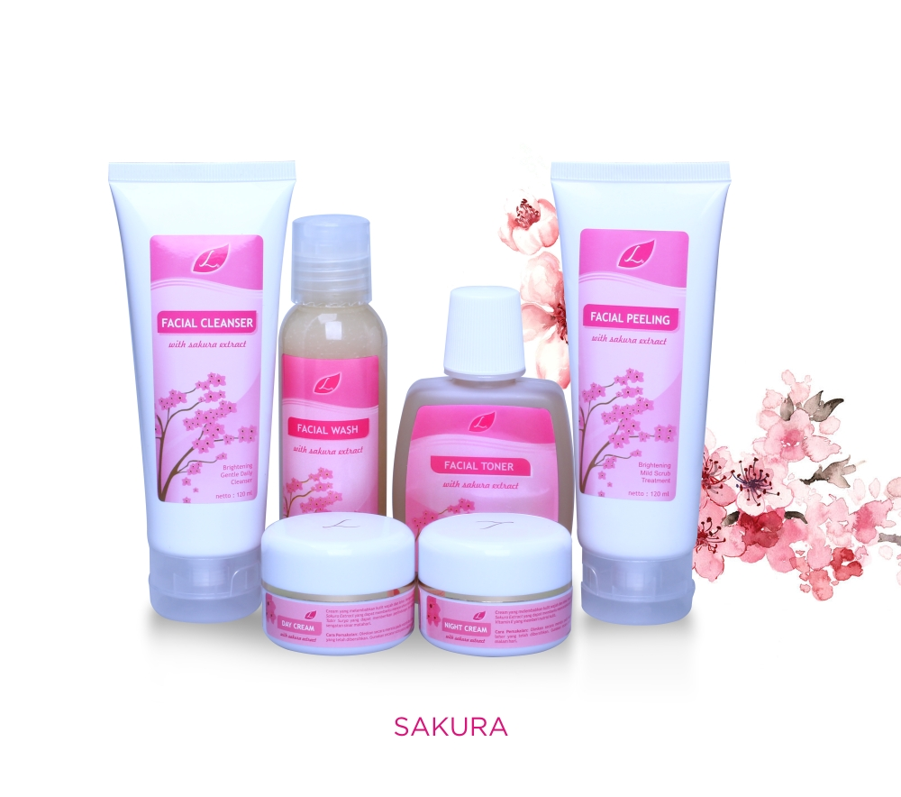 SAKURA BRIGHTENING SERIES