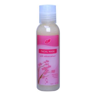 L Facial Wash with Sakura Extract