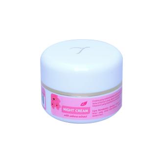 L Night Cream With Sakura Extract