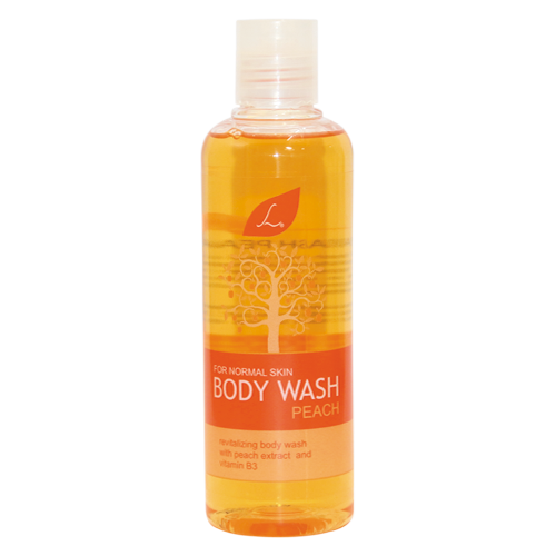 L Body Wash Peach