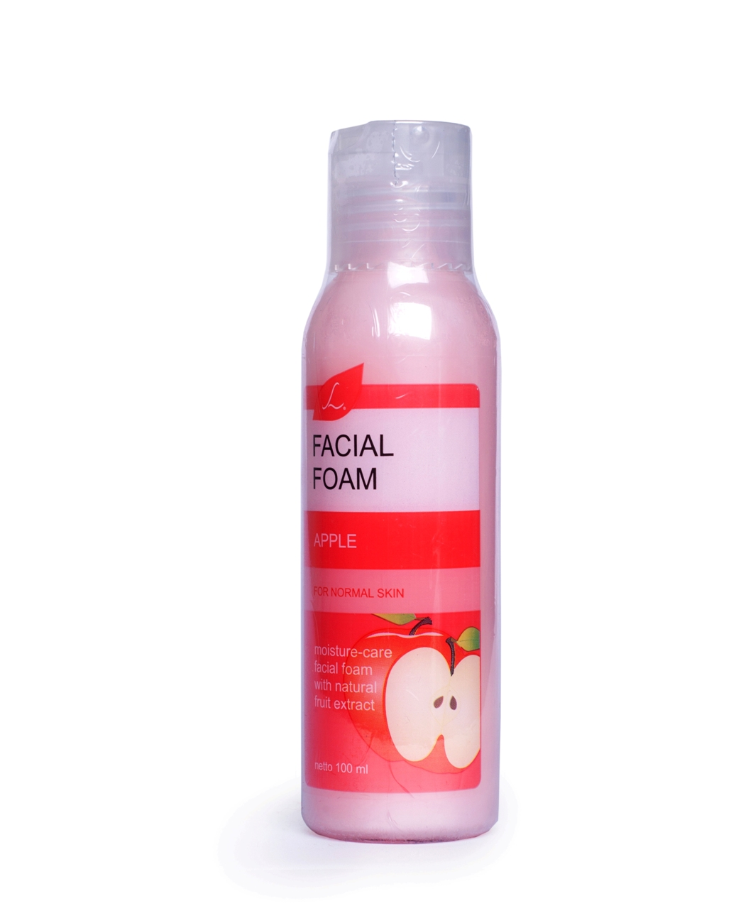 L Facial Foam Apple
