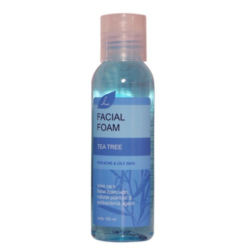L Facial Foam Tea Tree