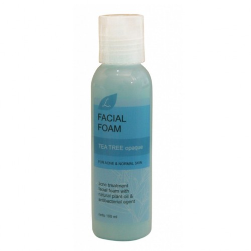 L Facial Foam Tea Tree Opaque