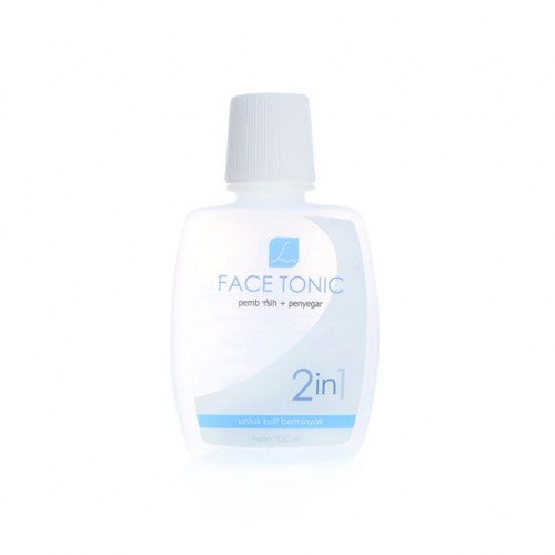 L Face Tonic 2 in 1 For Oily Skin