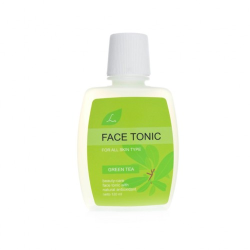 L Face Tonic Green Tea