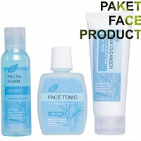 Paket Face Product Tea Tree