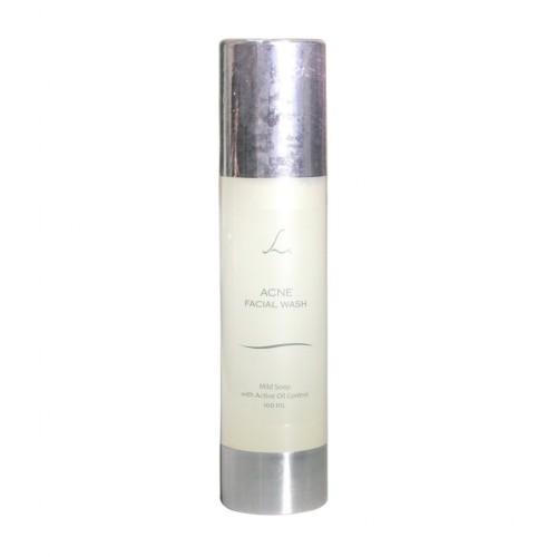 L Acne Facial Wash